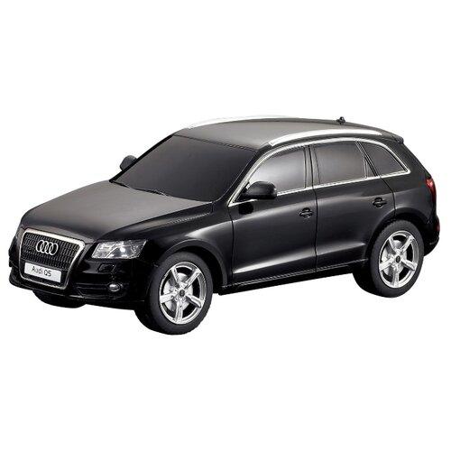 Легковой автомобиль Rastar Audi Q5 (38600) 1:24 19 см черныйРадиоуправляемые игрушки<br>