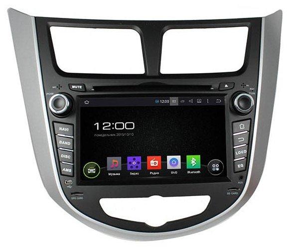 FarCar s130 Hyundai Solaris 2010+ Android (R067)