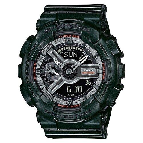 цена Наручные часы CASIO GMA-S110MC-3A онлайн в 2017 году