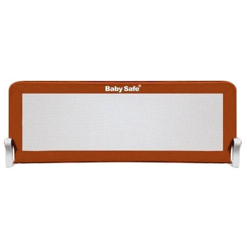 Купить Baby Safe Барьер на кроватку 150 см XY-002B.SC коричневый, Ворота безопасности, перегородки