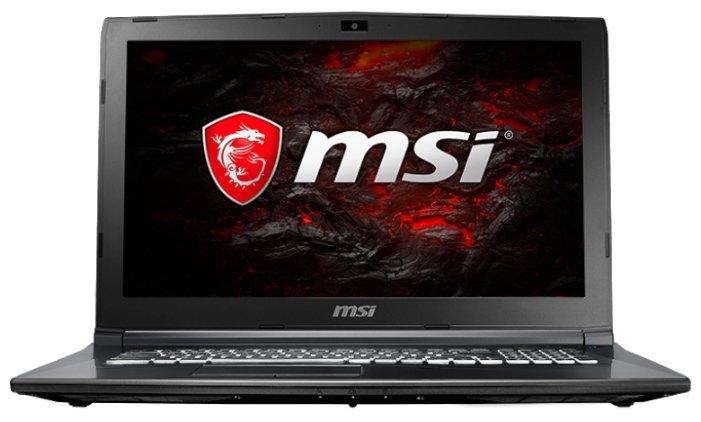 Ноутбук MSI GL62M 7RDX (Intel Core i5 7300HQ 2500 MHz/15.6