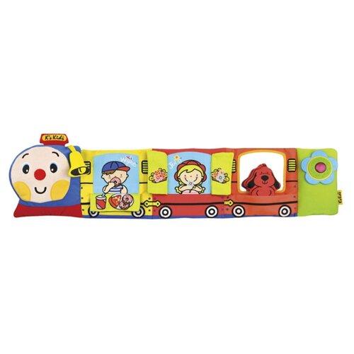 Фото - Интерактивная развивающая игрушка K's Kids Паровозик Чух-Чух кинг с эванс б паровозик чарли чух чух