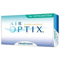 Air Optix (Alcon) For Astigmatism (3 линзы)