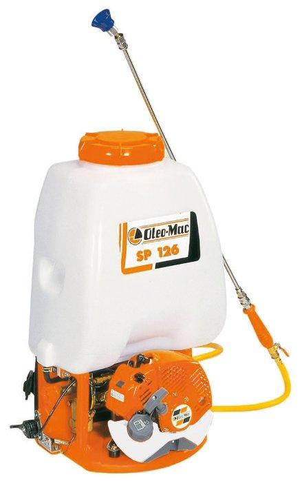 Бензиновый опрыскиватель Oleo-Mac SP 126