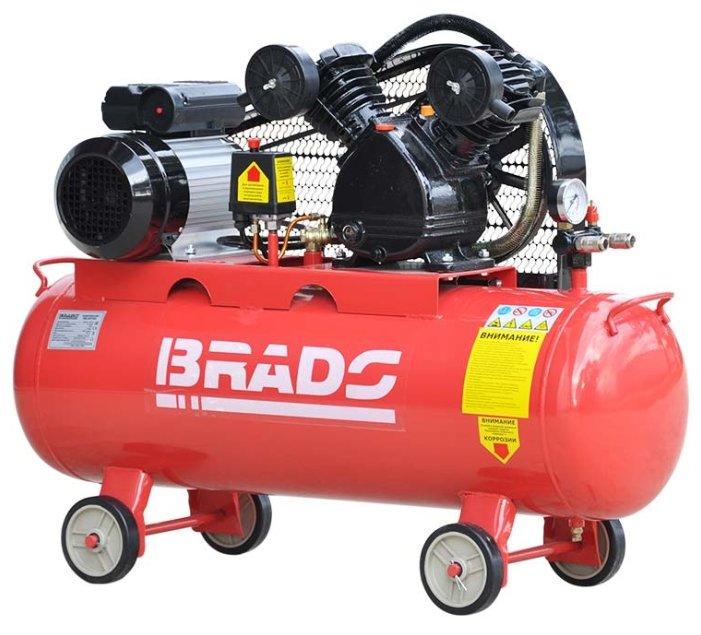 Компрессор масляный Brado IBL2070A, 70 л, 2.2 кВт