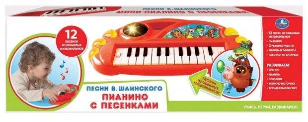 Умка пианино T377-D3542-R
