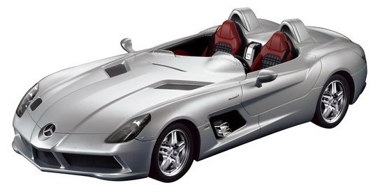 Rastar Mercedes-Benz SLR 1:12 (42400)