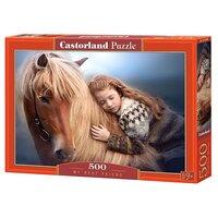 Пазл Castorland My Best Friend (B-52899) , элементов: 500 шт.