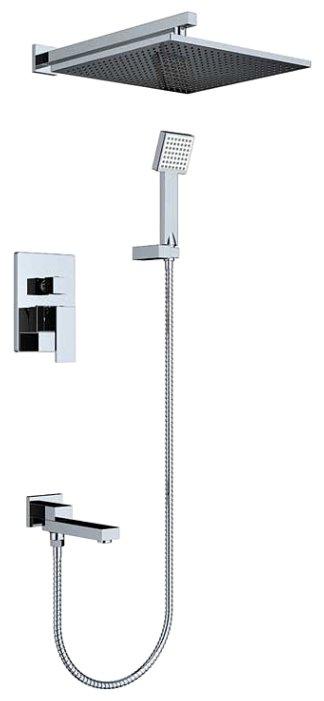 Верхний душ ADIANTE AD-68112CR