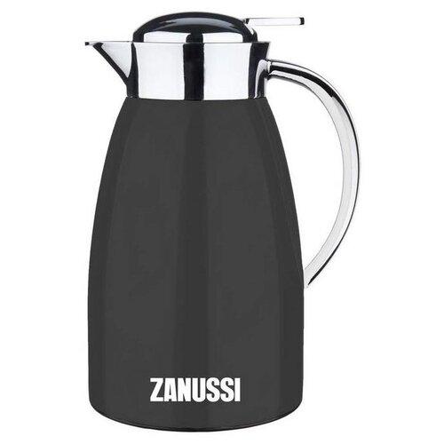 Термокувшин Zanussi Livorno, 2.0 л черный