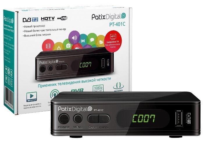 TV-тюнер PatixDigital PT-401C