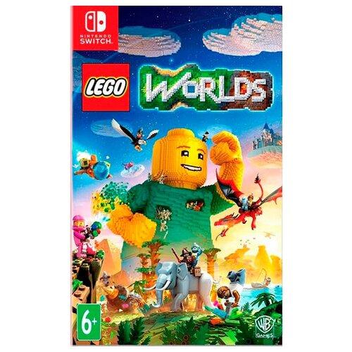 Игра для Nintendo Switch LEGO Worlds