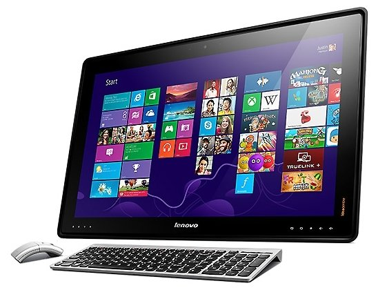 Моноблок 27`` Lenovo IdeaCentre Horizon
