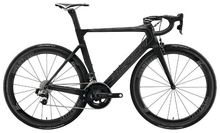 Велосипед для взрослых Merida Reacto 9000-E (2018)