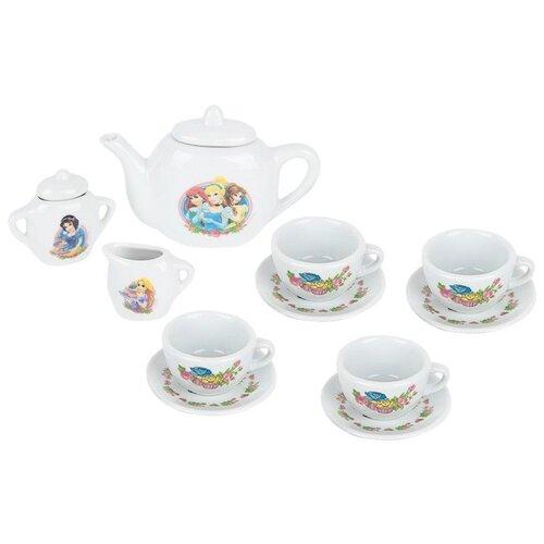Набор посуды Играем вместе Принцессы Диснея H0499-R белый