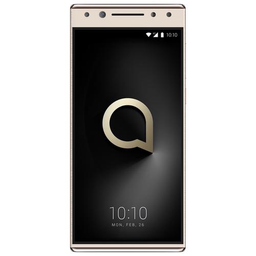 Смартфон Alcatel 5 5086D золотистый металлик телефон alcatel 2019g серый металлик