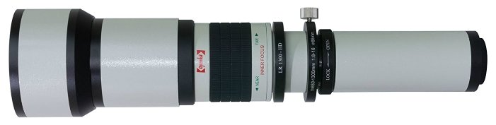 Объектив Opteka 650-1300mm f/8-16 Micro 4/3