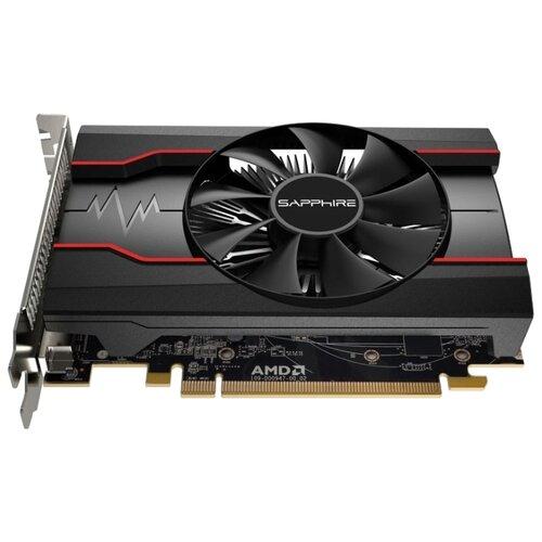 цена на Видеокарта Sapphire Pulse Radeon RX 550 1206Mhz PCI-E 3.0 4096Mb 7000Mhz 128 bit DVI HDMI DisplayPort HDCP Retail