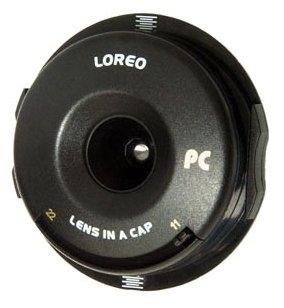 Объектив Loreo 35mm f/5.6 PC Canon EF