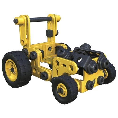 Винтовой конструктор Meccano Junior 16103 Трактор Конструкторы