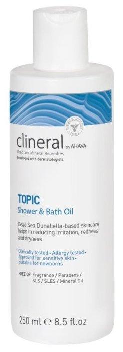 Масло для душа и ванны AHAVA Clineral