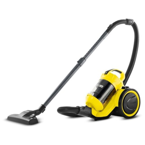 Пылесос KARCHER VC 3 желтый пылесос karcher vc 5 черный желтый