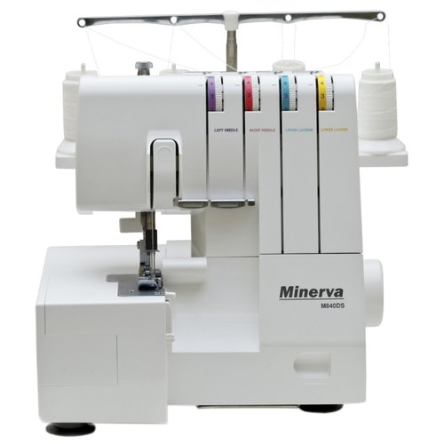 Оверлок Minerva M840DS белый