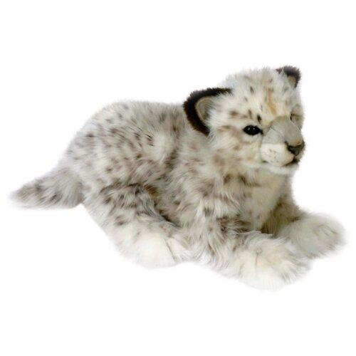 Мягкая игрушка Hansa Детёныш снежного барса 20 см мягкая игрушка hansa детёныш леопарда 18 см
