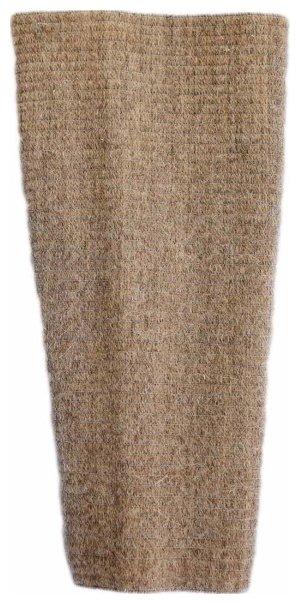 Бандаж EcoSapiens ES-CABK-3 на колено медицинский согревающий с шерстью верблюда, размер M (38-42), серый