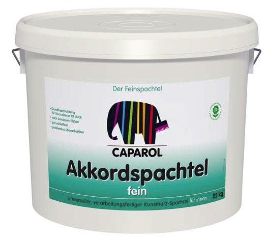Шпатлевка Caparol Akkordspachtel fein