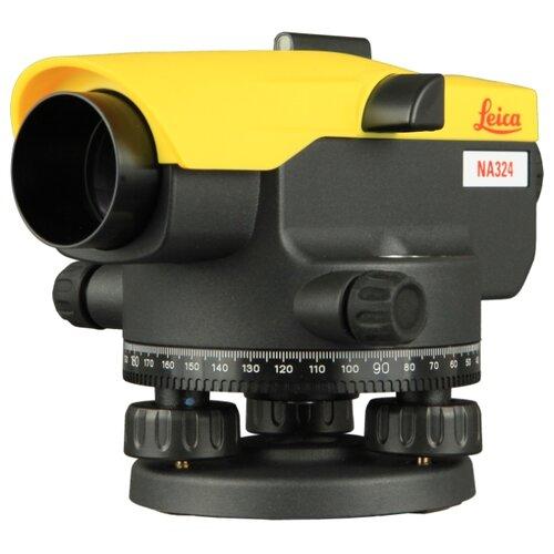 Фото - Оптический нивелир Leica NA324 (840382) цифровой нивелир leica sprinter