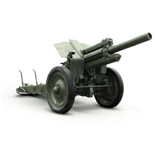Купить Сборная модель ZVEZDA Советская 122-мм дивизионная гаубица М-30 (3510) 1:35, Сборные модели