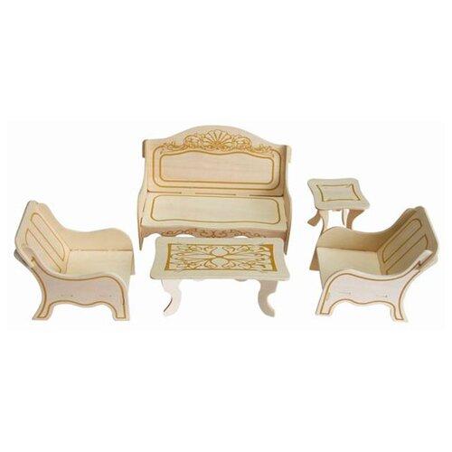 Сборная модель Чудо-Дерево Мебель для отдыха (80026), Сборные модели  - купить со скидкой