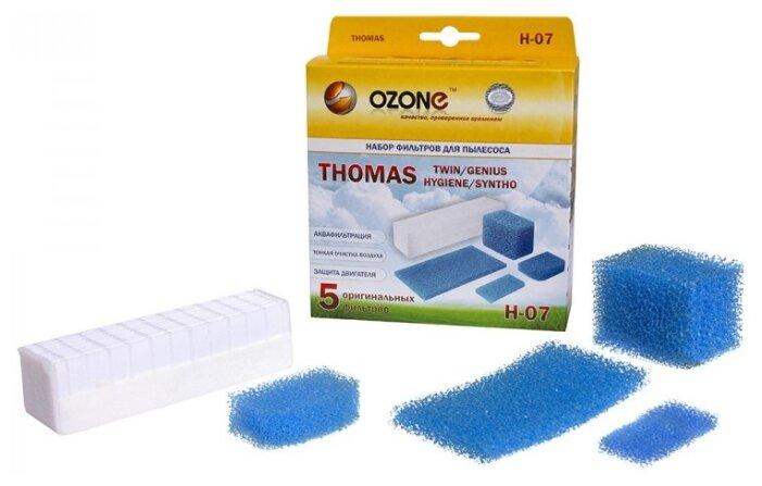Ozone Набор фильтров H-07