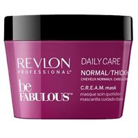 Маска C.R.E.A.M. Mask для нормальных и густых волос Revlon Professional Be Fabulous Daily Care Normal Thick Hair Ревлон Профессионал Би Фабулос Дейли Кеир Нормал Тик Хаир 500 мл.