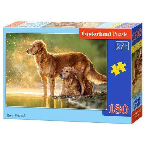 Пазл Castorland Best Friends (B-018253), 180 дет. пазл castorland к старту готов b 018406 180 дет