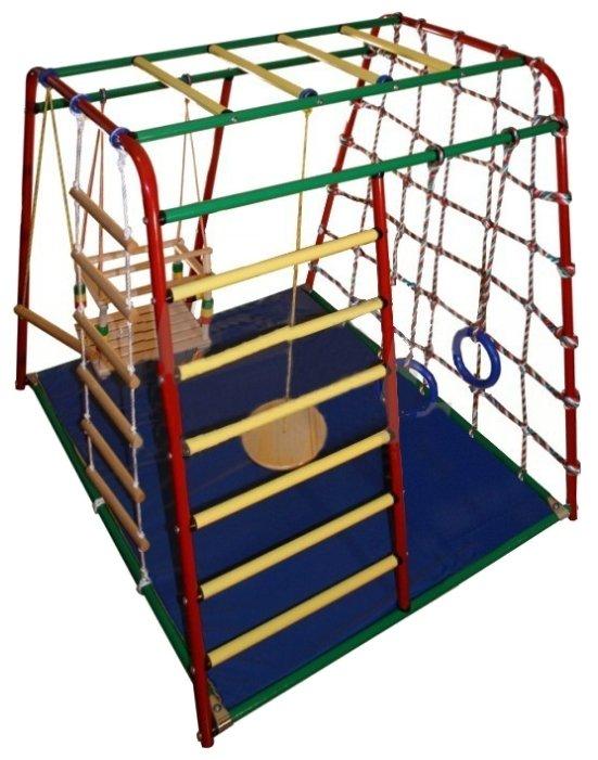 Спортивно-игровой комплекс Вертикаль Веселый малыш MAXI без горки