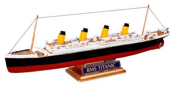 Сборная модель Revell R.M.S. Titanic (65804) 1:1200 — купить по выгодной цене на Яндекс.Маркете