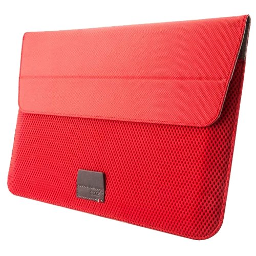 Чехол Cozistyle ARIA Stand Sleeve 11 красный сумка cozistyle aria hybrid sleeve s 12 9 dark blue