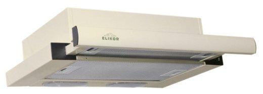 Встраиваемая вытяжка ELIKOR Воздухоочистители Интегра 60 крем / крем