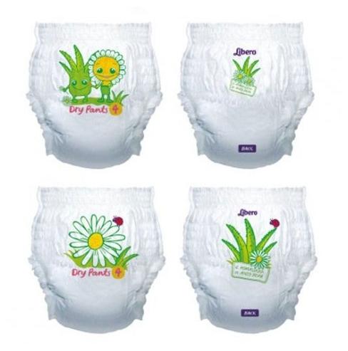 34e048ddf06b Купить Libero трусики Dry Pants 6 (13-20 кг) 46 шт. по выгодной цене ...