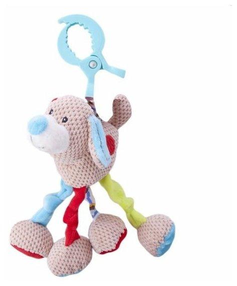 Подвесная игрушка Жирафики Собачка Билли (939345)