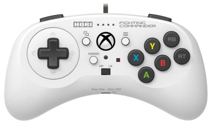 HORI Fighting Commander for Xbox One/Xbox 360/PC