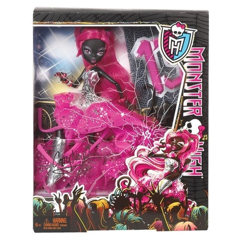 Кукла Monster High Пятница 13 Кетти Нуар, 27 см, Y7729 Куклы и пупсы