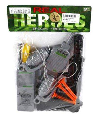 Игровой набор Shantou Gepai Real Heroes 88158