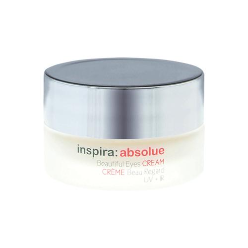 Inspira Cosmetics Крем-уход для кожи вокруг глаз inspira:absolue, 15 мл