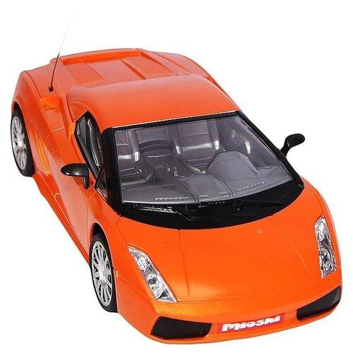 Легковой автомобиль Mioshi Tech Sportcars (2012RC-4) 24 см оранжевыйРадиоуправляемые игрушки<br>