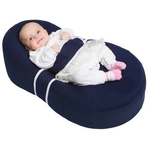 Фото - Матрас кокон Dolce Bambino COCON 41x70 синий одеяло конверт dolce bambino dolce blanket для новорожденных белый av71204