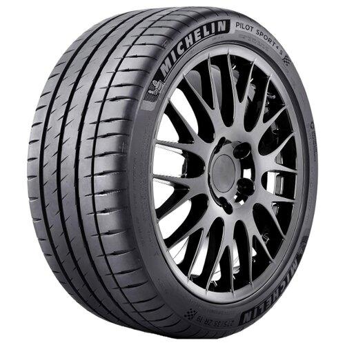 Автомобильная шина MICHELIN Pilot Sport 4 S 295/25 R20 95Y летняя автомобильная шина michelin pilot sport 4 285 40 r19 107y летняя