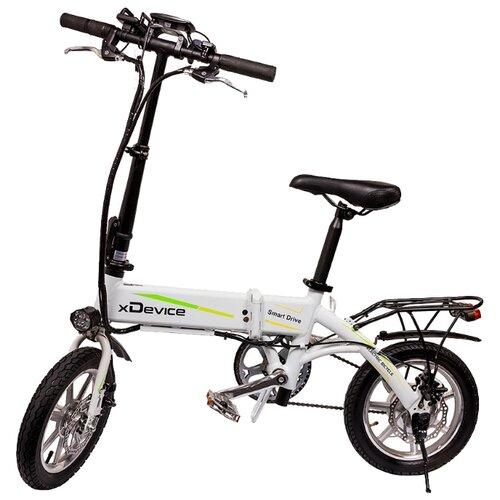Электровелосипед xDevice xBicycle 14 (2020) белый (требует финальной сборки)